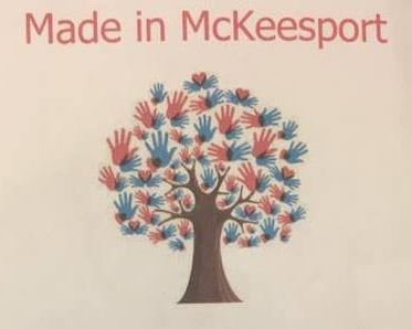 Made In McKeesport Logo with Tree