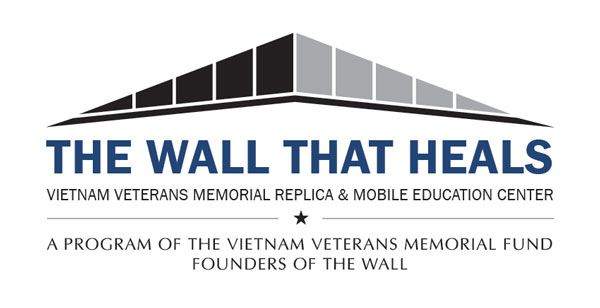 Vietnam Wall Memorial Wall That Heals Logo