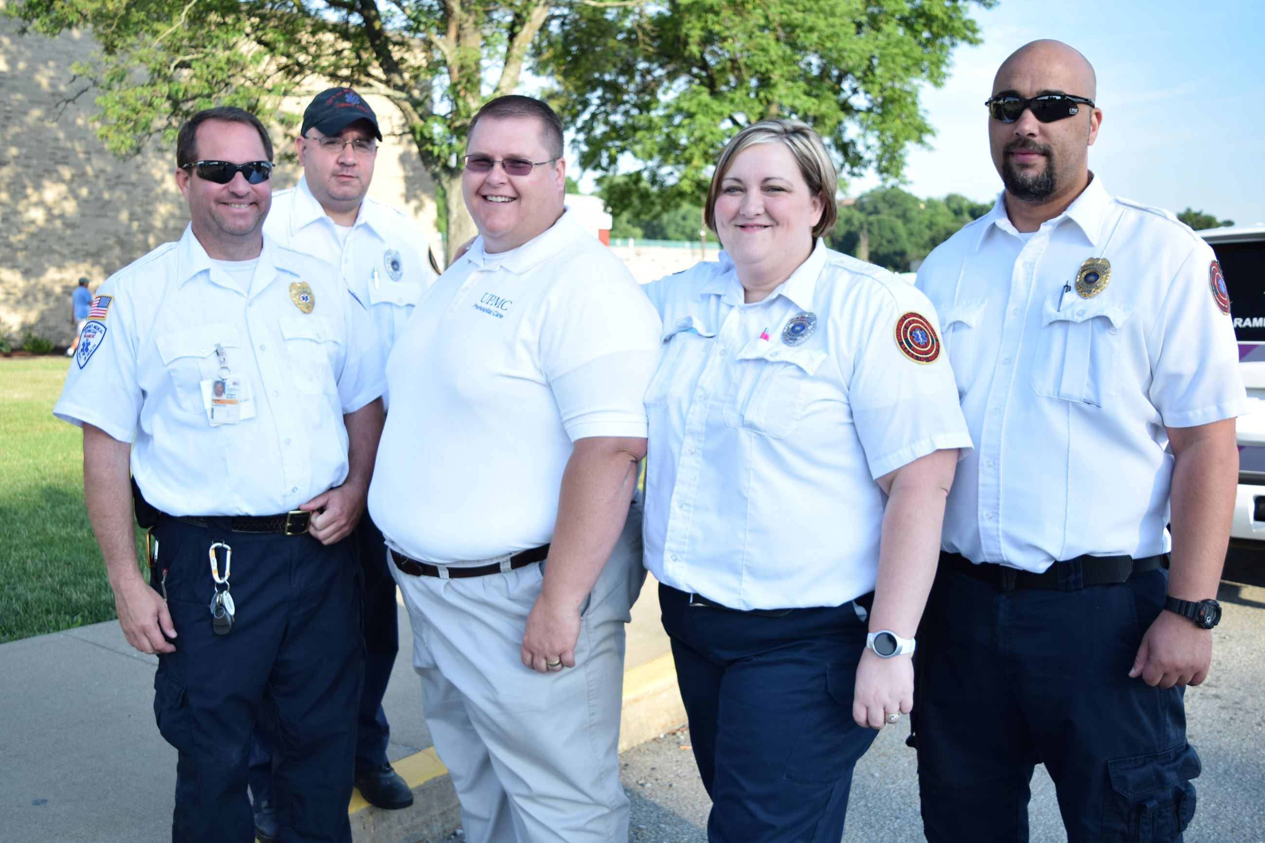 McKeesport Ambulance Rescue Service Employees